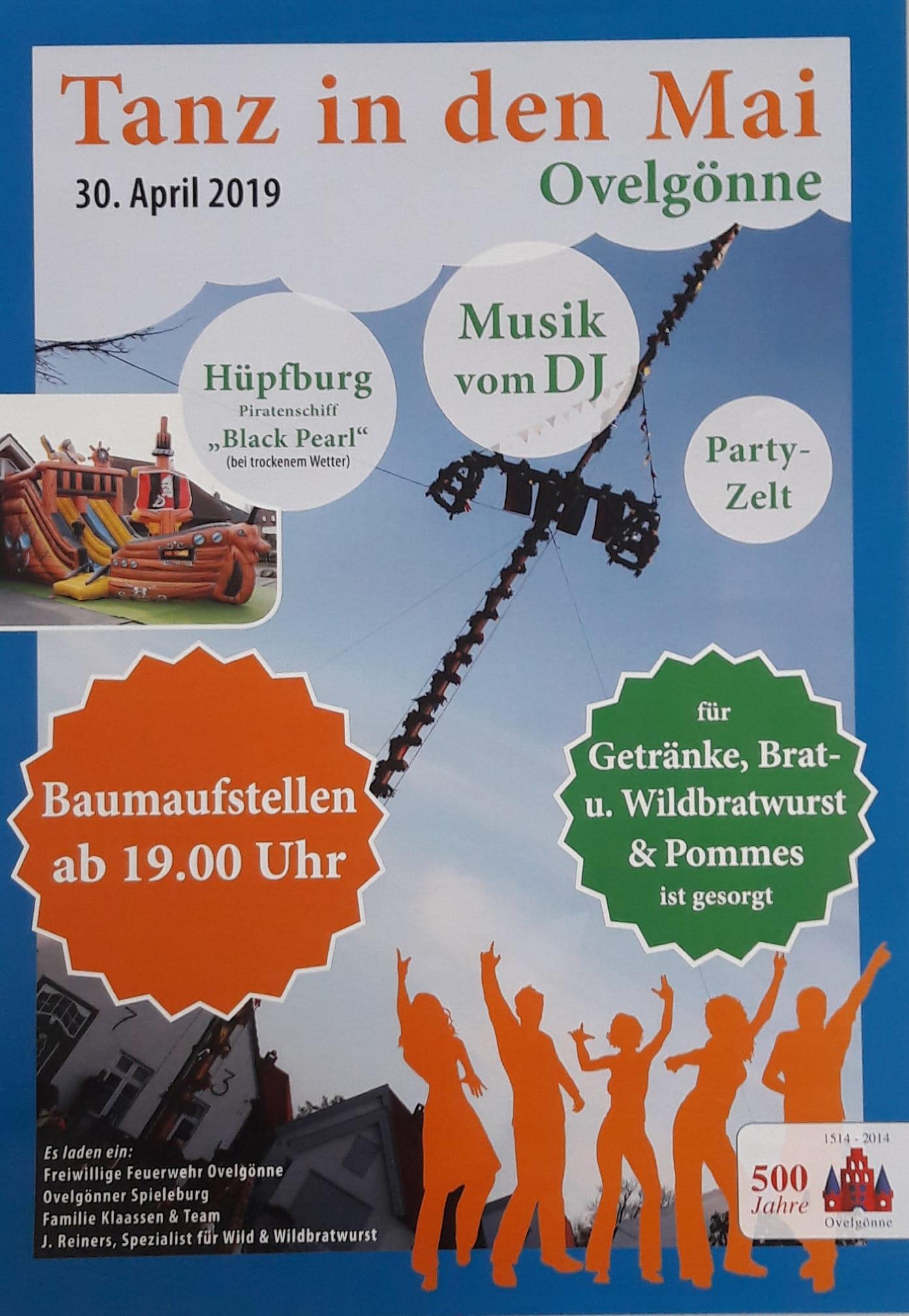 Tanz In Den Mai Lübeck 2021
