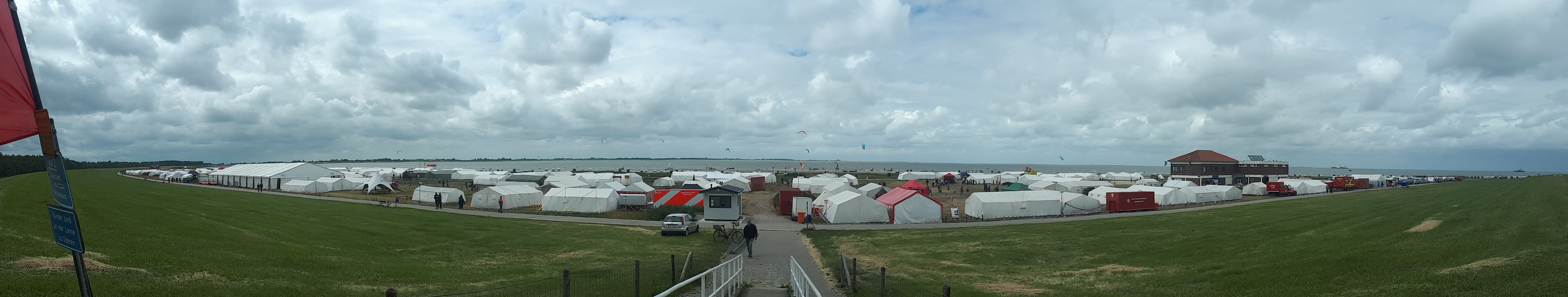 Panorama Zeltlager